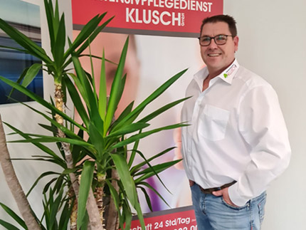 Michael Hack - Intensivpflegepflegedienst Klusch in Simbach am Inn